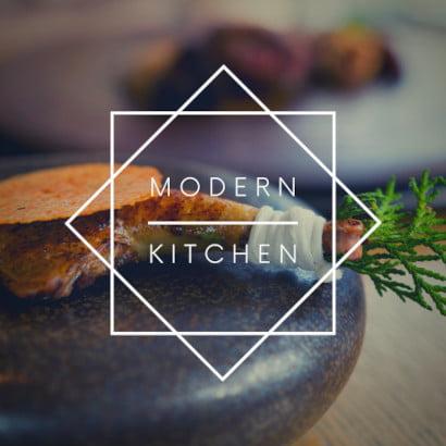 Menu Modern Kitchen